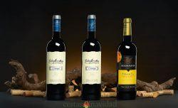 Estuche de vino 3 botellas