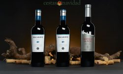 Estuche con 3 botellas Ribera del Duero